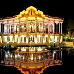 Shapoori Pavilion , Shiraz