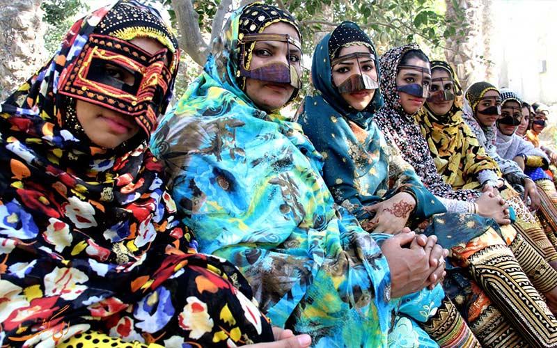 Traditional Clothing Iran , Hormozgan