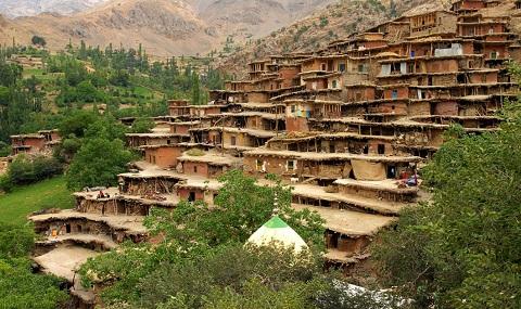 Iran Village Tour