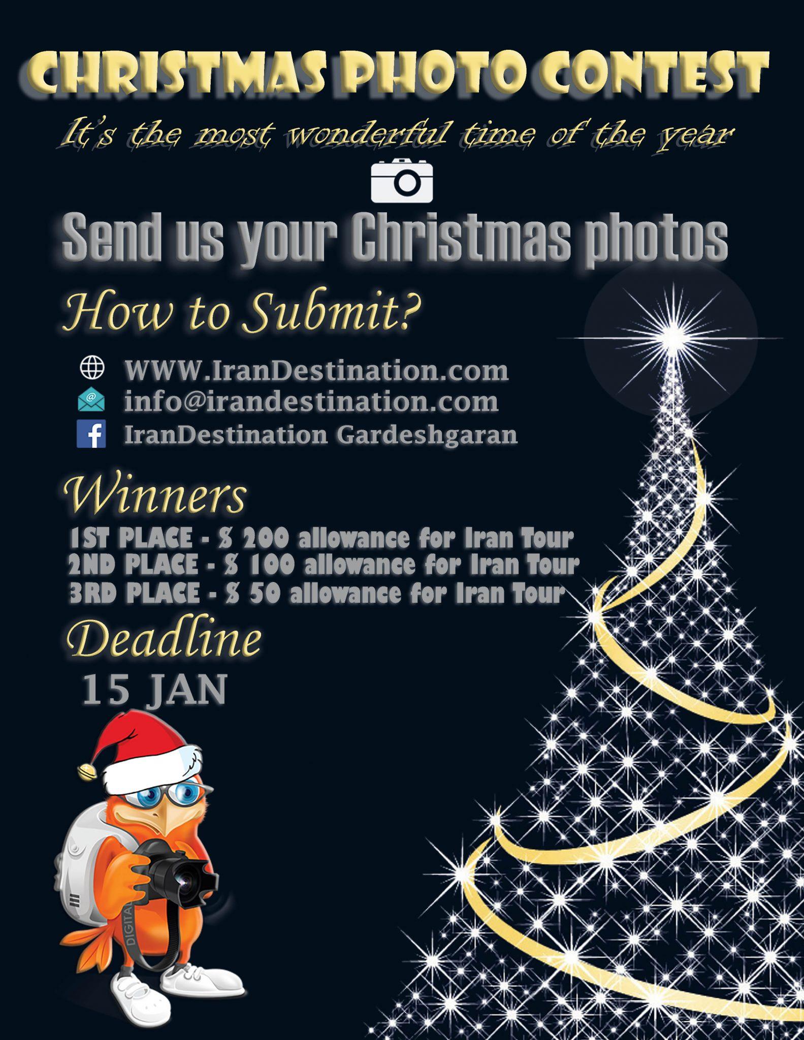 Weihnachts Fotowettbewerb