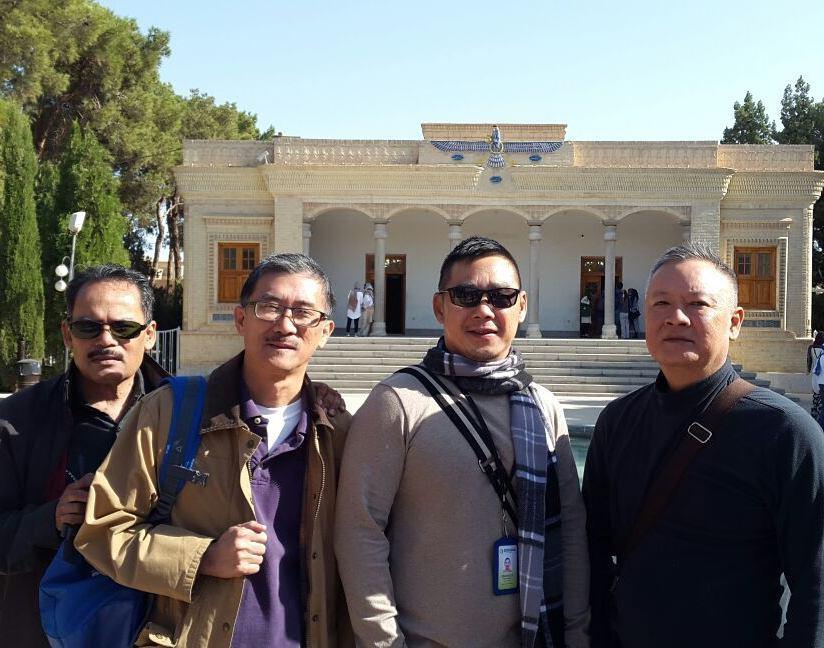 iran destination - Malaysian Testimonial