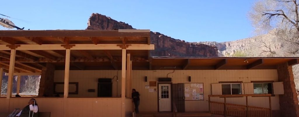 The tiny village hidden inside the Grand Canyon