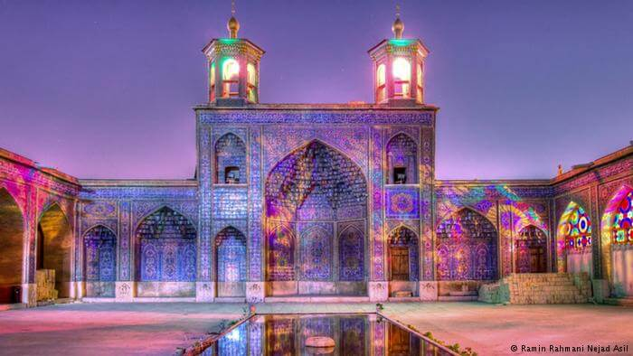 Iranian Architecture , Persian Art , Iran Destination