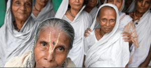 The widows who can't return home