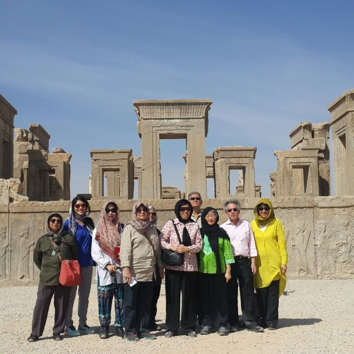 Persepolis , Iran Ancient Attractions