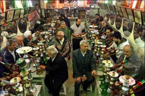 The Daily Tea Party of Iranians