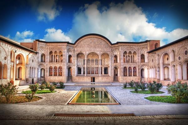 Traditional houses,Kashan
