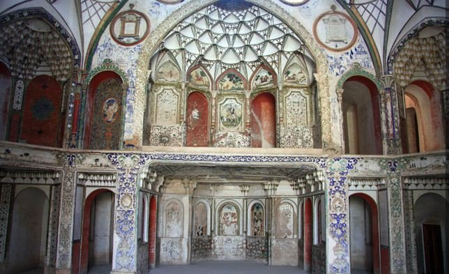 recorridos culturales de Irán