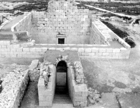 Anahita Temple Bishapur