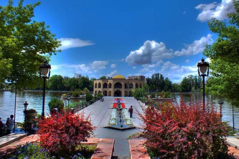 El Goli de Tabriz
