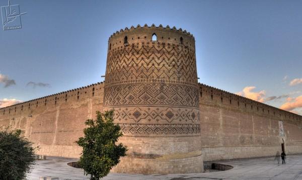 karim khan arg shiraz tours