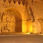Taq-e Bostan Kermanshah discover iran tour