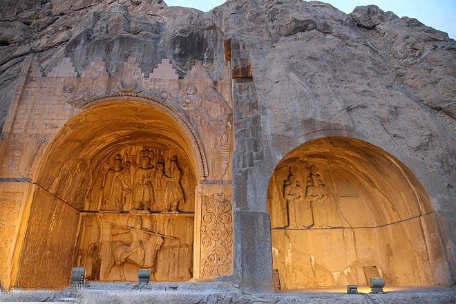 Taq-e Bostan , Kermanshah