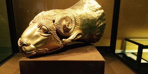reza abbasi museum tehran iran tours
