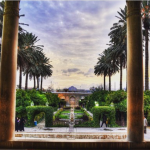 naranjestan palace,shiraz,iaran tours