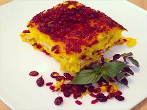 tah-chin-morgh - Iran Culinary Tour