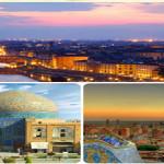 Isfahan twin towns