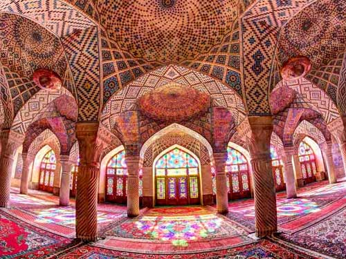 Exploring Shiraz