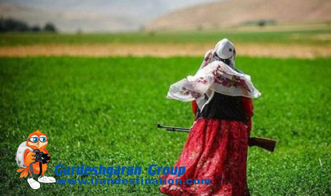 Iranian Nomad tour