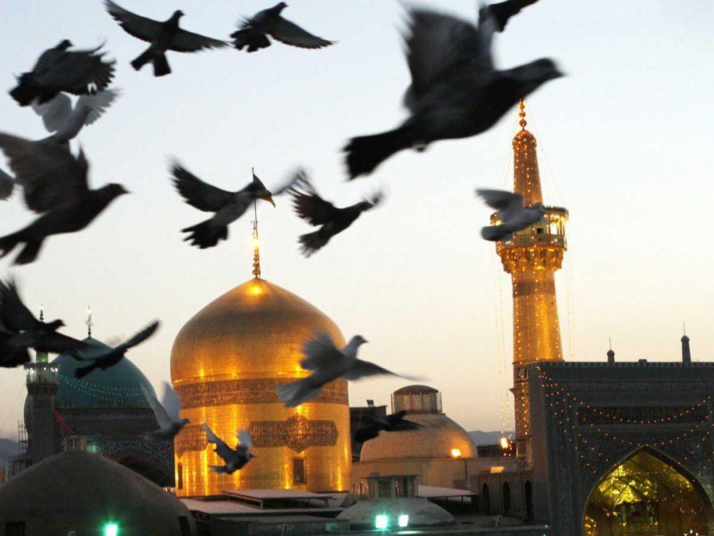 imam Reza-shrine-mashhad- Iran Religious Tour