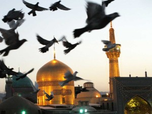 imam Reza-shrine-mashhad- Iran Religious Tour