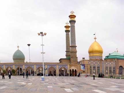shah-abdol-azim- Iran Religous Tour