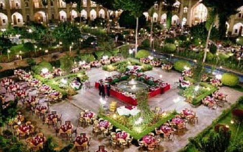 AbbasAbbasi Hotel, Isfahan, Iran, 5 stari Hotel Isfahan