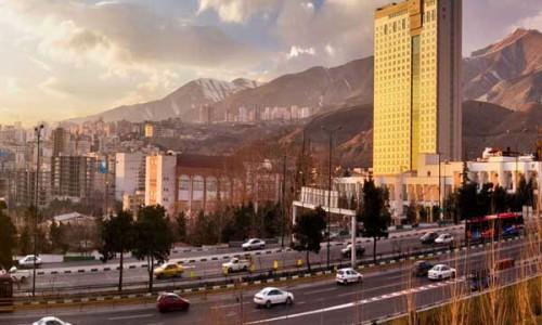 Azadi Hotel Tehran Iran
