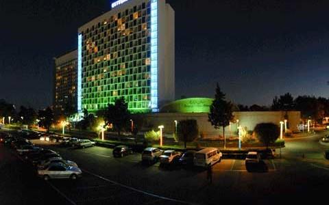 Parsian Esteghlal Hotel Tehran Iran