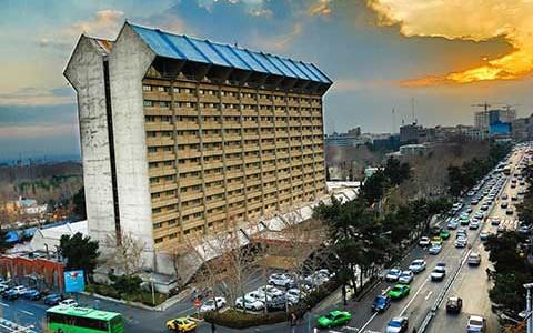 Laleh Hotel tehran Iran