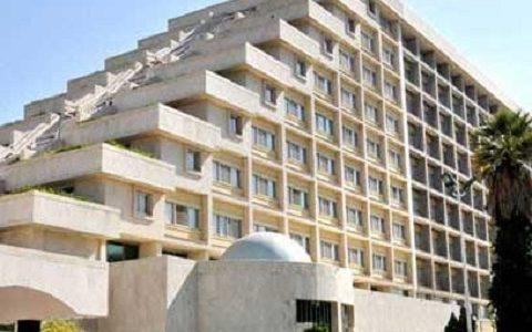 Homa Hotel Shiraz Iran