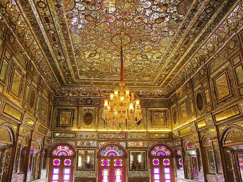 Tehran-Golestan Palace