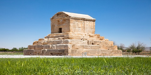 The ancient monument of Pasargadae as the earliest capital of the Achaemenid-first Persian Empire-manifests the glorious civilization of the nation.