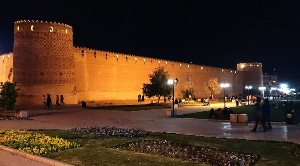 Zand, Iran , Shiraz attraction , karim khan citidal , arge karim khan