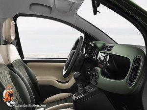 Fiat Iran rental car