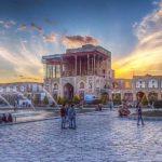 Ali Qapu Palace , Isfahan , Iran Destination