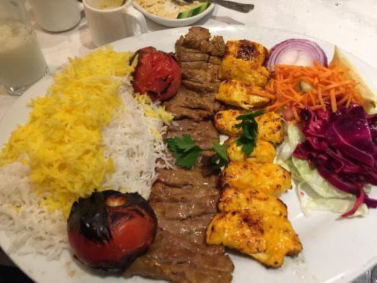 Kish Island , Restaurant