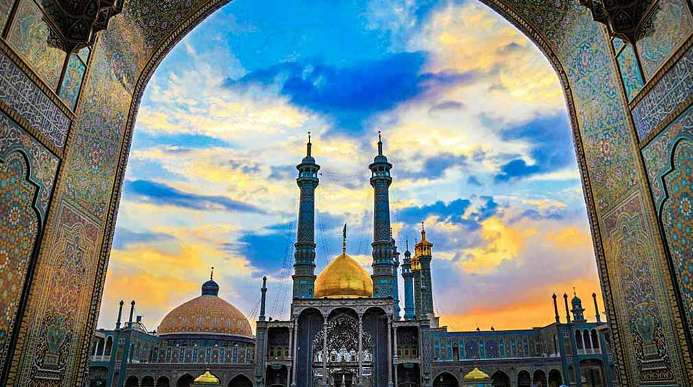 Qom Province , Iran