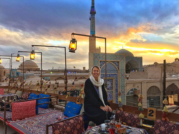 Is iran open for tourism