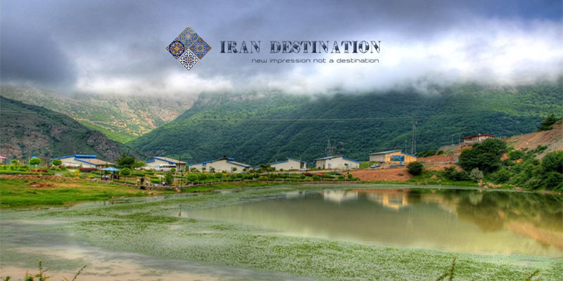 chaloos - chalus - siah bishe -north of iran