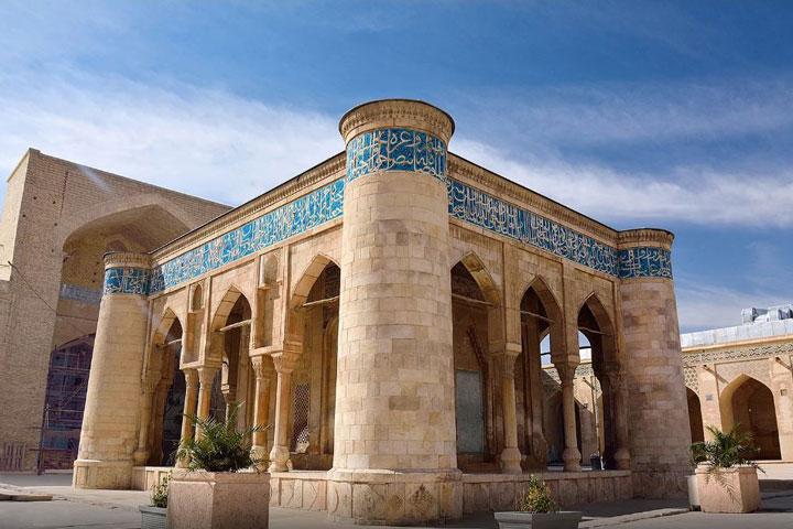Atiq Mosque, Shiraz