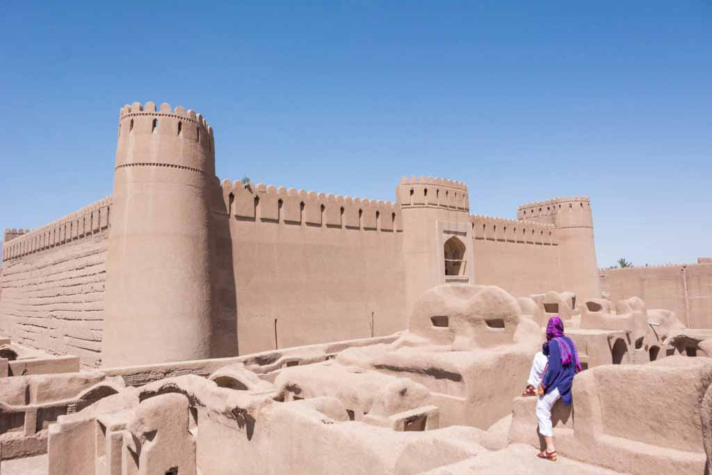 Iran Destination: Bam Citadel, the glory of ancient history