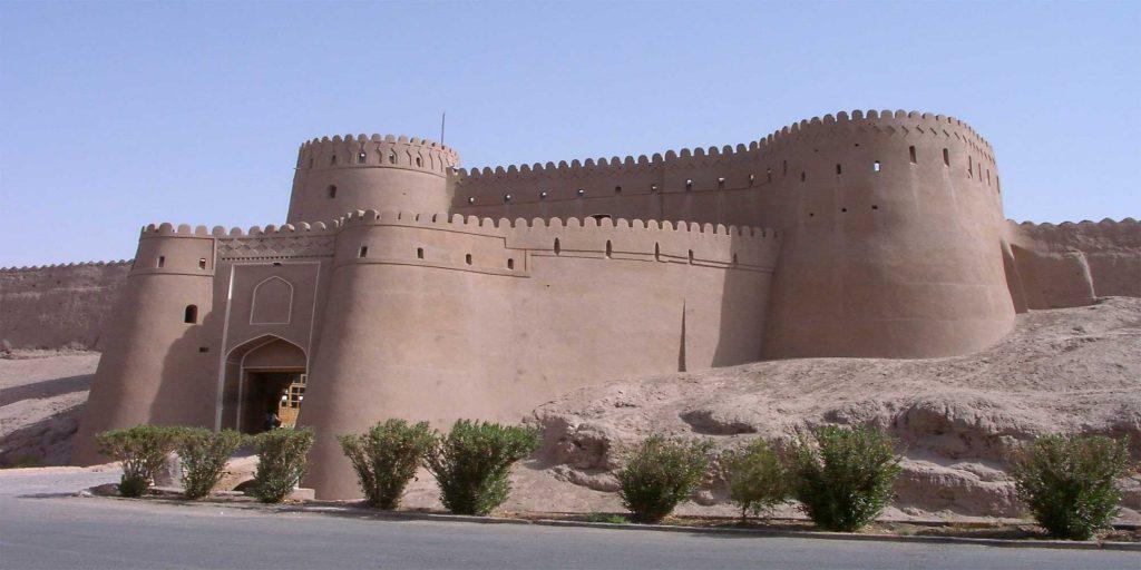 Zitadelle von Bam , Kerman , Iran Destination