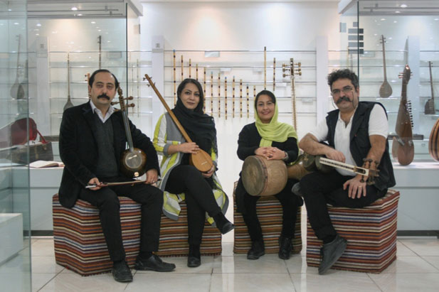 Iran Destination: Music Museum, located in Isfahan, Iran