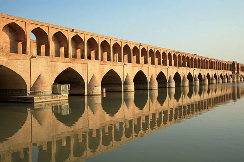 Isfahan Attractions , Zayandeh Rood River