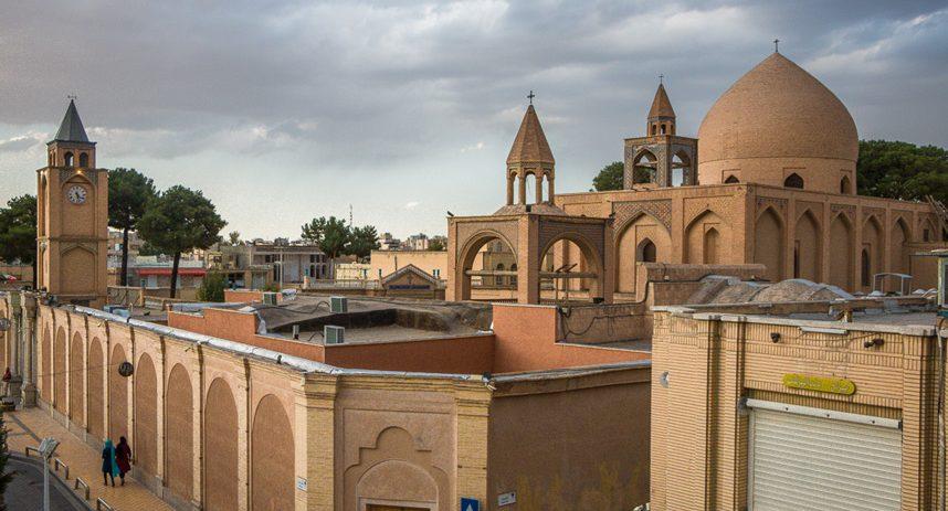 Jolfa area, Isfahan