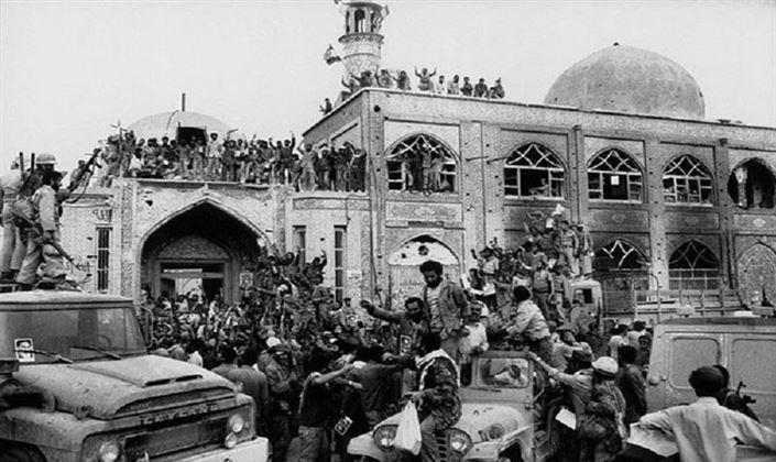 Khorramshahr Jaame Mosque