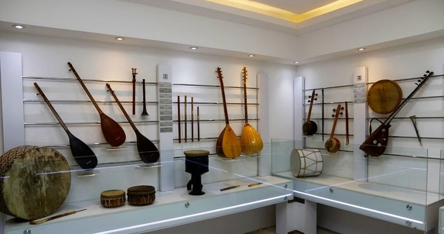 Music Museum, Isfahan
