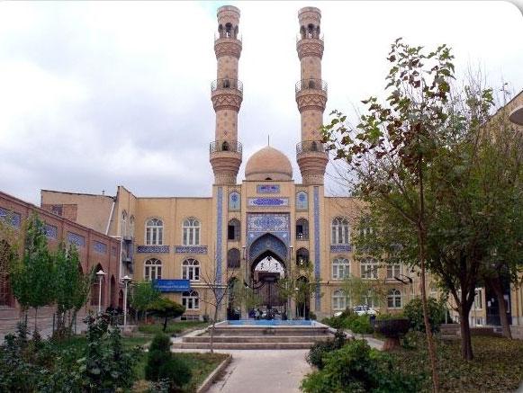 Tabriz Tabriz Mosque