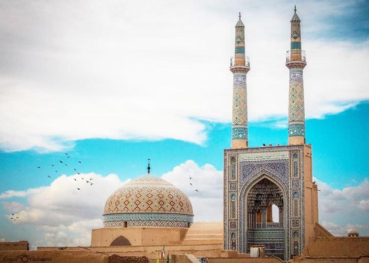 Yazd Jaame Mosque